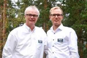 Johan och Joakim Eksmo